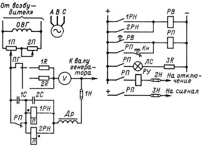 Рисунок 1. Схема устройства КЗР-2.