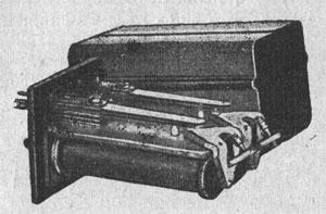 Рисунок 1. Реле завода Красная заря, типа Эрикссон (Ericsson).