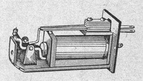 Рисунок 3. Реле переменного тока завода Красная заря