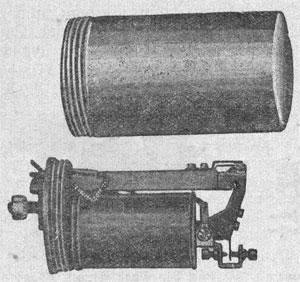 Рисунок 1. Реле якорного типа фирмы Сименс и Гальске (Siemens & Halske).