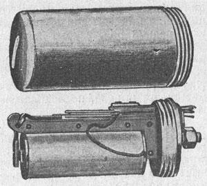 Рисунок 3. Реле пружинного типа фирмы Сименс и Гальске (Siemens & Halske).