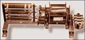 Рисунок 7. Устройство сдвига (поворота) фаз типа S/ZG, BBC 19504, примерно 1960г