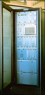 Рисунок 1. Статическая защита генератора GTX1G (примерно 1970г, ZPA)
