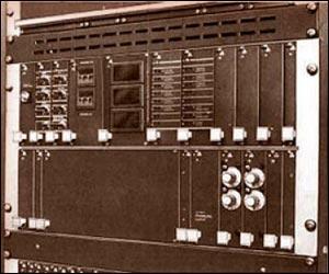 Рисунок 4. Цифровое реле сохранения устойчивости MSTAB, ELIN, 1979