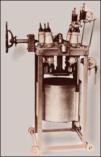 Рисунок 5. Масляный выключатель