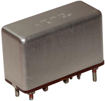 Электромагнитное реле типа 8Э11 1987 г.в. производства Псковского электротехнического завода (ПЭТЗ)