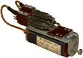 Кодовые диспетчерское реле постоянного тока КДР-1 производства з-д «Транссвязь» МПС 1954 г.в.