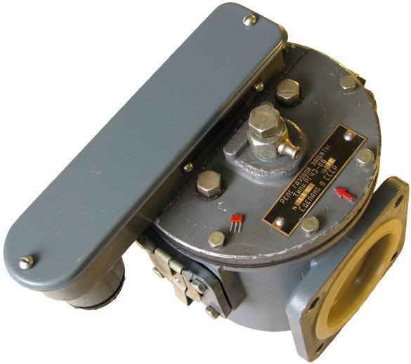 Реле газовой защиты типа РГЧЗ-66,  1971 года выпуска