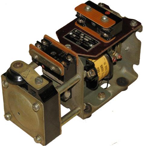 Пневматическое реле времени РВП-2 исполнение 4 1968 г.в.