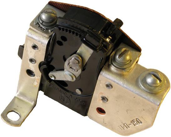 Однофазное тепловое реле типа ТРП-150