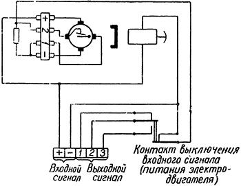 Схема подключения моторного реле времени ЭМРВ-27Б-1