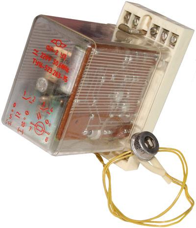 Фотореле ФР-2 1991 г.в. производства Ташкентского электротехнического завода