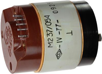 Магнитоэлектрическое реле типа М237 1977 г.в. производства завода Электроточприбор