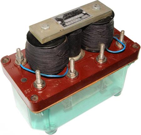 Пусковое поляризованное реле типа ППР-3-5000 1977 г.в. производства Ленинградского электротехнического завода