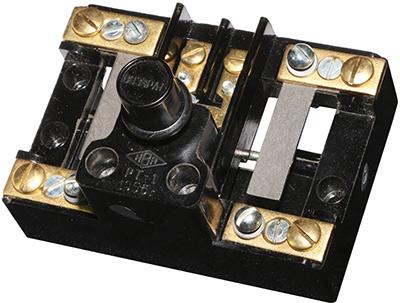 Тепловое реле РТ-1 1956 г.в. производства Московского завода низковольтной аппаратуры