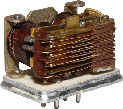 Электромагнитные реле РВМ-6(7)