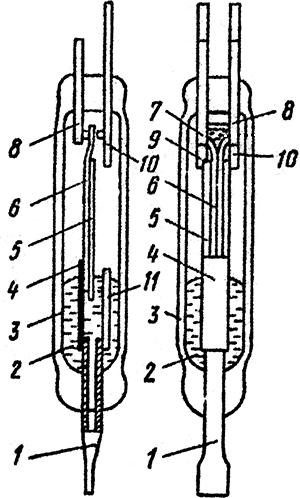 Ртутный переключающий магнитоуправляемый контакт МКДР-45281