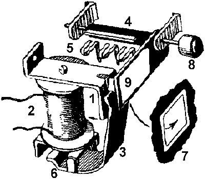 Эскиз реле ЭС-90