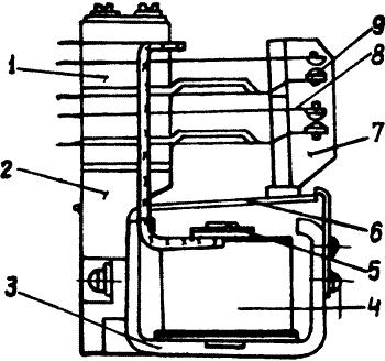 Реле универсальное промежуточное РПУ-2