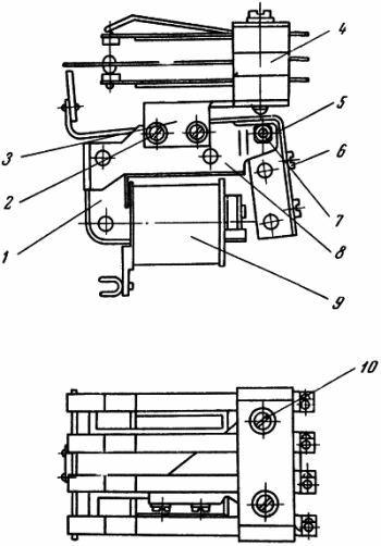 Промежуточное реле типа РПТ-100