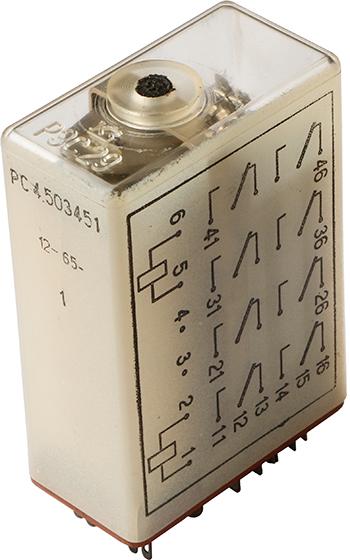 Реле РЭС-29 РС4.503.451 1965 г.в. производства ЛПО Красная заря