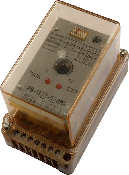 Электронное реле времени РВ-131 2002 г.в. производства ВНИИР