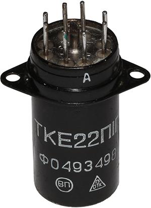 Электромагнитное реле ТКЕ22П1Г