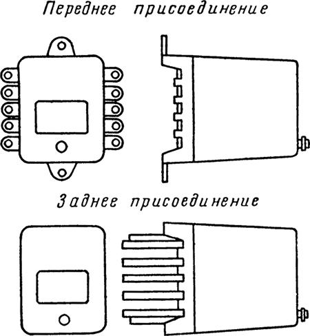 Рисунок 1. Общий вид реле серии ЭП-100