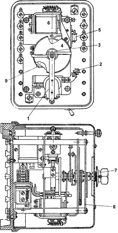 Рисунок 1. Общий вид реле-счетно импульсного Е-531