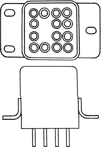 Рисунок 1. Общий вид реле РЭН-35