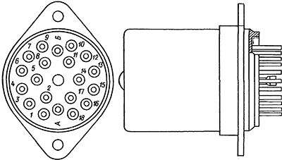Рисунок 1. Общий вид реле РЭС-39