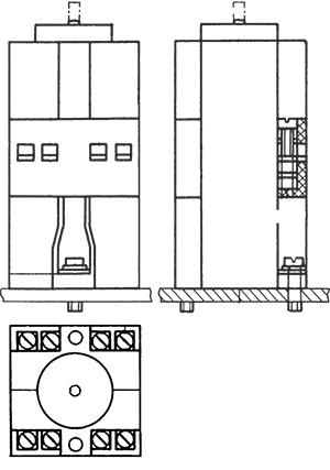 Рисунок 2. Общий вид реле РЭУ-11