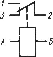 Электрическая схема высокочастотного реле РЭВ-15