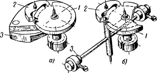 Рисунок 3. Кинематическая схема сцепления анкерного устройства