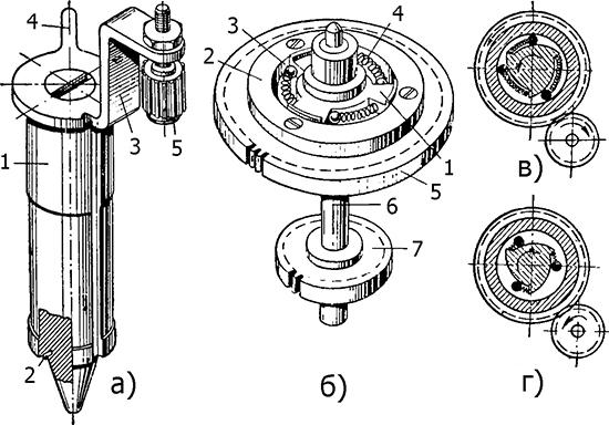Рисунок 4. Элементы реле времени серии ЭВ-100
