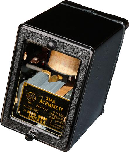 Асимметр РА-74/2 1965 г.в. производства Московского завода электромедицинской аппаратуры (ЭМА)
