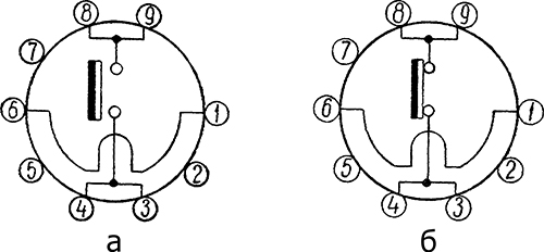 Рисунок 2. Электрическая схема реле РТН