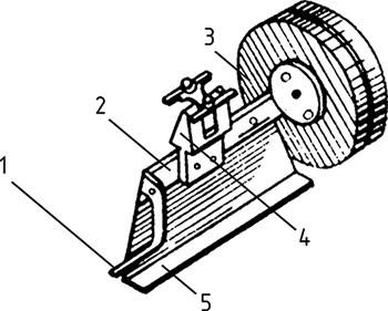 Рисунок 3. Подвижная система реле максимального тока РТ-40