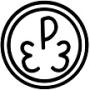 Старый логотип Ереванского релейного завода (1964)