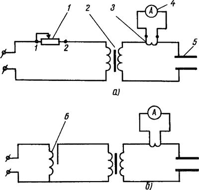 Рисунок 2. Принципиальная схема установки для калибровки плавких вставок предохранителей